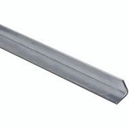 National Hardware N179-929 Solid Angle 12 Gauge Steel 1 By 1 By 36 Inch Galvanized