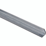 National Hardware N179-945 Solid Angle 12 Gauge Steel 1 By 1 By 72 Inch Galvanized