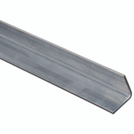 National Hardware N179-960 Solid Angle 12 Gauge Steel 1-1/4 By 1-1/4 By 48 Inch Galvanized
