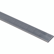 National Hardware N180-034 Solid Flat 12 Gauge Steel 1 By 72 Inch Galvanized