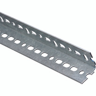 National Hardware N180-109 Slotted Angle 0.074 Thick 1-1/2 By 72 Inch Galvanized Steel