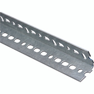 National Hardware N182-766 Slotted Angle 0.074 Thick 1-1/2 By 60 Inch Galvanized Steel