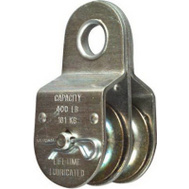 National Hardware N199-810 1-1/2 Inch No Rust Double Pulley