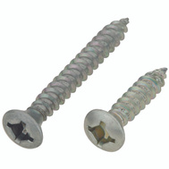 National Hardware N206-052 Mounting Screw Set For Shelf Brackets Zinc Plated