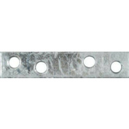 National Hardware N208-801 3 By 5/8 Inch Galvanized Mending Braces 4 Pack