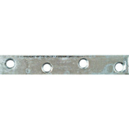 National Hardware N208-819 Mending Braces 4 By 5/8 By 0.08 Inch Galvanized Steel 4 Pack