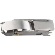 National Hardware N211-045 Draw Hasp 2-3/4 Inch Stainless Steel