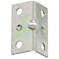National Hardware N215-160 N266-262 Wide Inside Corner Brace 1-1/2 By 3/4 By 0.04 Inch Zinc Plated Steel Bulk
