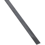 National Hardware N215-533 Weldable Flat Bar 1/8 Inch Thick 3/4 Inch By 48 Inch Hot Rolled Plain Steel