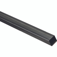 National Hardware N215-715 Weldable Square Tubing 1 Inch By 48 Inch Hot Rolled Plain Steel