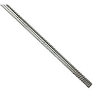 National Hardware N218-263 Fine Threaded Steel Rod #10 32 TPI By 36 Inch Zinc Plated
