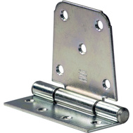 National Hardware N223-875 S172-199 Stanley National Hardware Extra Heavy Duty 3-1/2 Inch Gate Hinge Zinc Plated Loose Pack