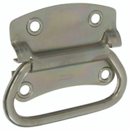 National Hardware N226-886 Chest Handle 3-1/2 Inch Zinc Plated Steel
