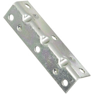 National Hardware N234-591 = N220-079 Wide Inside Corner Braces 3-1/2 By 3/4 By 0.04 Inch Zinc Plated Steel 4 Pack