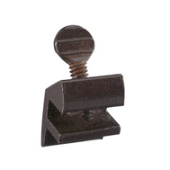 National Hardware N236-695 Movable Sliding Window Stop Bronze Bulk