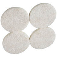 National Hardware N237-123 Felt Pads 1-3/4 Inch Round Neutral 8 Pack