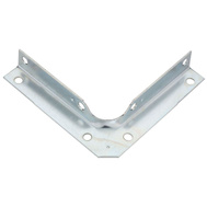 National Hardware N245-415 4 Inch By 5/8 Inch Zinc Finish Corner Brace Pack Of 4