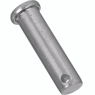 National Hardware N245-928 Clevis Pins 1/4 Inch 2 Pack Zinc Plated Steel 2 Pack