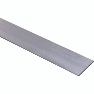 National Hardware N247-130 Flat Bar 1/8 Inch Thick 2 Inch By 48 Inch Mill Finish Aluminum