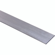 National Hardware N247-148 Flat Bar 1/8 Inch Thick 2 Inch By 72 Inch Mill Finish Aluminum