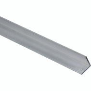 National Hardware N247-304 Solid Angle 1/16 Inch Thick 72 Inch By 3/4 Inch Mill Finish Aluminum