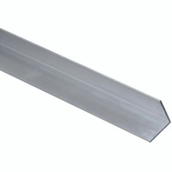 National Hardware N247-338 Solid Angle 1/16 Inch Thick 72 Inch By 1 Inch Mill Finish Aluminum