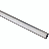 National Hardware N247-569 Round Tube 72 Inch 1/16 Inch Wall 7/8 Inch Outside Diameter Mill Finish Aluminum