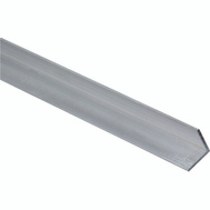 National Hardware N258-285 Solid Angle 1/16 Inch Thick 96 Inch By 3/4 Inch Mill Finish Aluminum