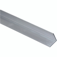 National Hardware N258-301 Solid Angle 1/16 Inch Thick 96 Inch By 1 Inch Mill Finish Aluminum