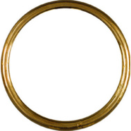 National Hardware N258-731 Solid Brass Ring 1-1/2 Inch Inside Diameter