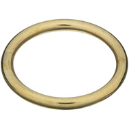 National Hardware N258-749 Solid Brass Ring 1-3/4 Inch Inside Diameter