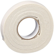 National Hardware N259-887 PVC Adhesive Foam Mounting Tape Roll 1/2 Inch By 72 Inch White
