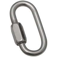 National Hardware N262-485 Quick Link 3/16 Inch Stainless Steel Bulk