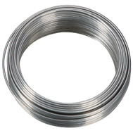 National Hardware N264-697 Craft And Project Wire 18 Gauge By 50 Feet Aluminum