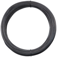 National Hardware N264-721 Craft And Project Wire 28 Gauge By 100 Feet Dark Annealed Steel
