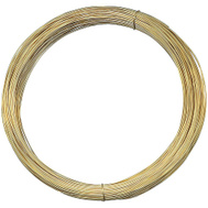 National Hardware N264-739 Craft And Project Wire 28 Gauge By 75 Feet Solid Brass