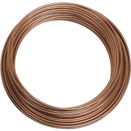 National Hardware N264-747 Craft And Project Wire 18 Gauge By 25 Feet Copper