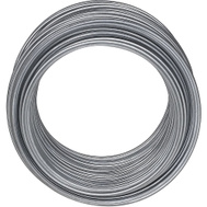 National Hardware N264-762 Craft And Project Wire 18 Gauge By 110 Feet Galvanized Steel Wire