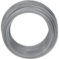National Hardware N264-788 Craft And Project Wire 20 Gauge By 175 Feet Galvanized Steel Wire