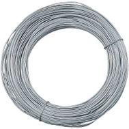 National Hardware N264-796 Craft And Project Wire 22 Gauge By 100 Feet Galvanized Steel Wire