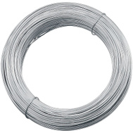 National Hardware N264-804 Craft And Project Wire 24 Gauge By 250 Feet Galvanized Steel Wire