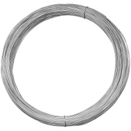 National Hardware N264-812 Craft And Project Wire 28 Gauge By 100 Feet Galvanized Steel Wire