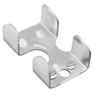 National Hardware N265-884 Rope Clamp 3/8 Thru 1/2 Zinc Plated Steel