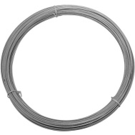 National Hardware N266-981 Craft And Project Wire 14 Gauge By 100 Feet Galvanized Steel Wire