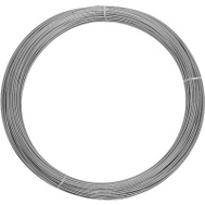 National Hardware N266-999 Craft And Project Wire 16 Gauge By 200 Feet Galvanized Steel Wire