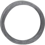 National Hardware N267-013 Stranded Guy Wire 20 Gauge By 100 Feet Galvanized Steel
