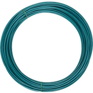 National Hardware N267-039 Plastic Coated Clothesline Wire 50 Foot Green