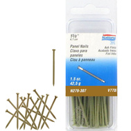 National Hardware N279-307 Panel Nails 1-5/8 Inch Ash