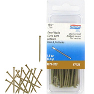 National Hardware N279-323 Panel Nails 1-5/8 Inch Cherry