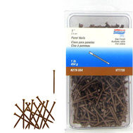 National Hardware N279-554 Panel Nails 1 Inch Oak 1 Pound